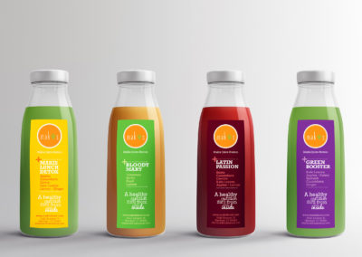 Makis Bottle Labels