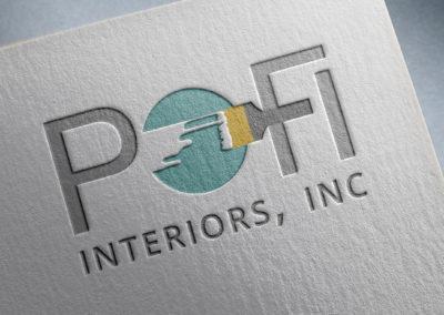 POFI Logo Design